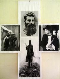 Megan Bottari, 'Ned-o-logy: The Polemics of an Antipodean Aesthetic', poster