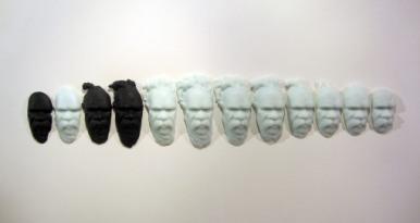 Megan Bottari, 'Post-modern Tokenism III', lost wax cast crystal