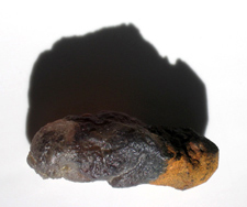 Megan Bottari, 'Terra Nullius, not', lost wax cast crystal, shadow