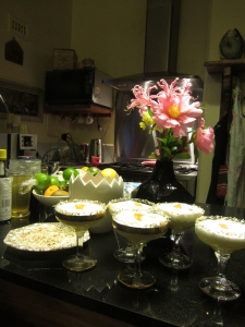 Sammy Jo's coconut lush
