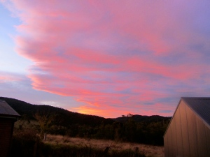 Wyndham sunsets