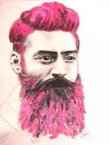Pink Bits Neddie