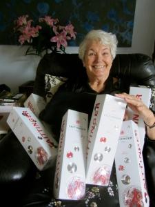 Granny turns 85