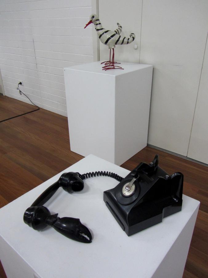 Megan Bottari, Teleo(phonic)morph:  Channelling Sal (long distance call)