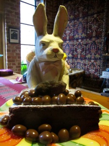 Sir Galahad Easter