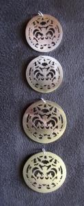 Ginger Bottari, Crownies, pendants
