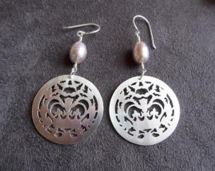 Ginger Bottari, Crownie earrings (fancy)