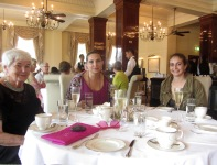 Christmas High Tea at the Windsor