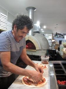 Pizza maestro Norm