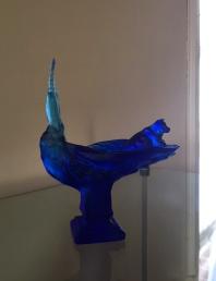 Megan Bottari, It's blue