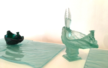 Megan Bottari, Surf and Turf (Shallow Water & Adrift)
