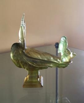 Megan Bottari, The Owl and the Pussycat (bronze)