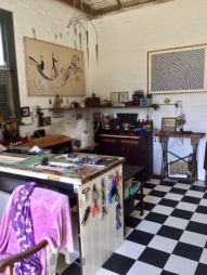 Ginger's workshop
