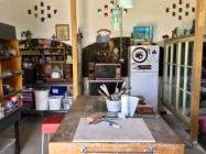Megsie's workshop